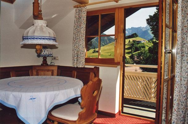 Ferienwohnung Gästehaus am Berg, Ferienwohnung Widderstein, 1 Schlafzimmer (772003), Hirschegg, Kleinwalsertal, Vorarlberg, Österreich, Bild 3