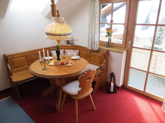 Ferienwohnung Gästehaus am Berg, Ferienwohnung Widderstein, 1 Schlafzimmer (772003), Hirschegg, Kleinwalsertal, Vorarlberg, Österreich, Bild 11