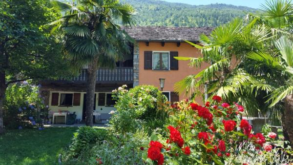Maison de vacances Casa Giardino Grande (772133), Semione, Vallée de Blenio, Tessin, Suisse, image 1