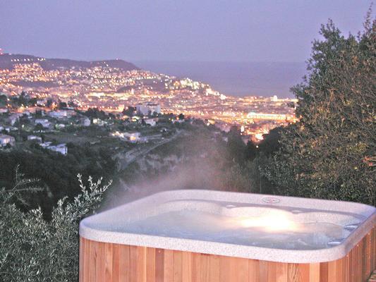 Ferienhaus Panoramavilla La Citronneraie (778998), Nizza, Côte d'Azur, Provence - Alpen - Côte d'Azur, Frankreich, Bild 5