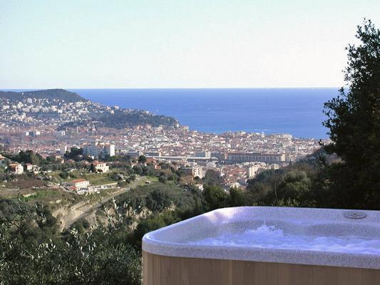 Ferienhaus Panoramavilla La Citronneraie (778998), Nizza, Côte d'Azur, Provence - Alpen - Côte d'Azur, Frankreich, Bild 6