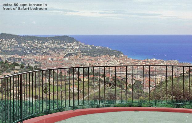Ferienhaus Panoramavilla La Citronneraie (778998), Nizza, Côte d'Azur, Provence - Alpen - Côte d'Azur, Frankreich, Bild 8