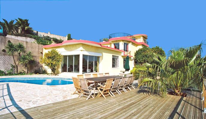 Ferienhaus Panoramavilla La Citronneraie (778998), Nizza, Côte d'Azur, Provence - Alpen - Côte d'Azur, Frankreich, Bild 11
