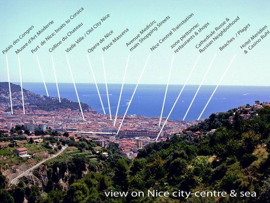 Ferienhaus Panoramavilla La Citronneraie (778998), Nizza, Côte d'Azur, Provence - Alpen - Côte d'Azur, Frankreich, Bild 13