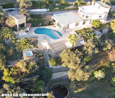 Ferienhaus Panoramavilla La Citronneraie (778998), Nizza, Côte d'Azur, Provence - Alpen - Côte d'Azur, Frankreich, Bild 19