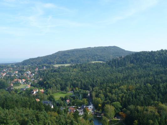 Ferienwohnung Zittauer Gebirge/Kurort Jonsdorf (78065), Kurort Jonsdorf, Lausitz (Sachsen), Sachsen, Deutschland, Bild 15