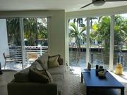 Town House. Las Olas, Fort Lauderdale Ferienhaus in Nordamerika