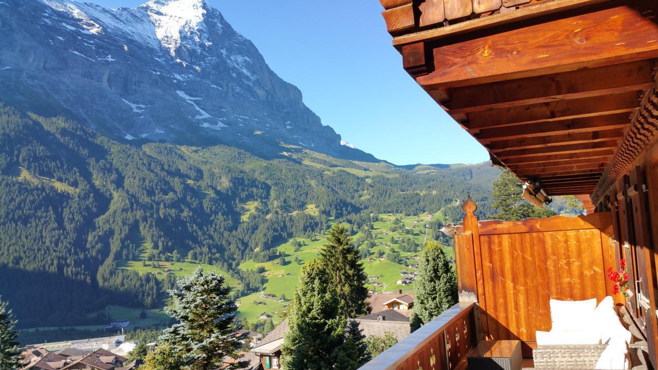 Ferienwohnung Chalet Moosrain 4.5 Zimmer-Wohnung, Eigerblick (788969), Grindelwald, Jungfrauregion, Berner Oberland, Schweiz, Bild 2
