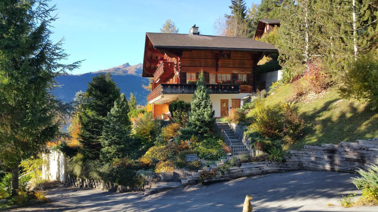 Ferienwohnung Chalet Moosrain 4.5 Zimmer-Wohnung, Eigerblick (788969), Grindelwald, Jungfrauregion, Berner Oberland, Schweiz, Bild 11