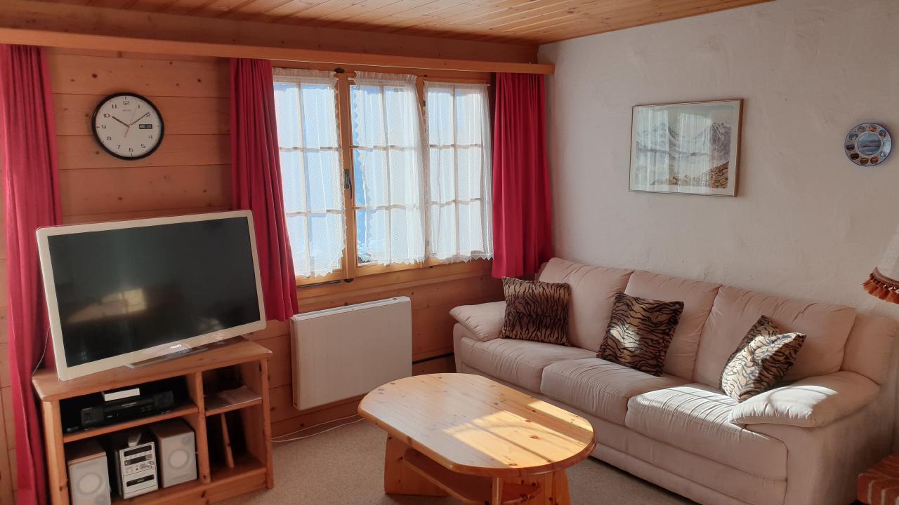 Ferienwohnung Chalet Moosrain 4.5 Zimmer-Wohnung, Eigerblick (788969), Grindelwald, Jungfrauregion, Berner Oberland, Schweiz, Bild 4