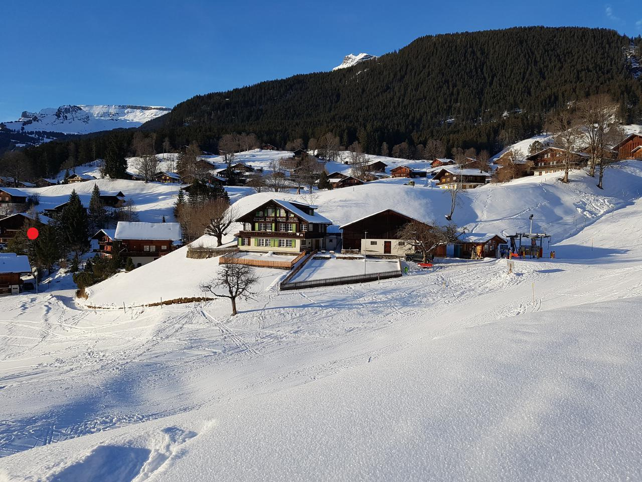 Ferienwohnung Chalet Moosrain 4.5 Zimmer-Wohnung, Eigerblick (788969), Grindelwald, Jungfrauregion, Berner Oberland, Schweiz, Bild 21