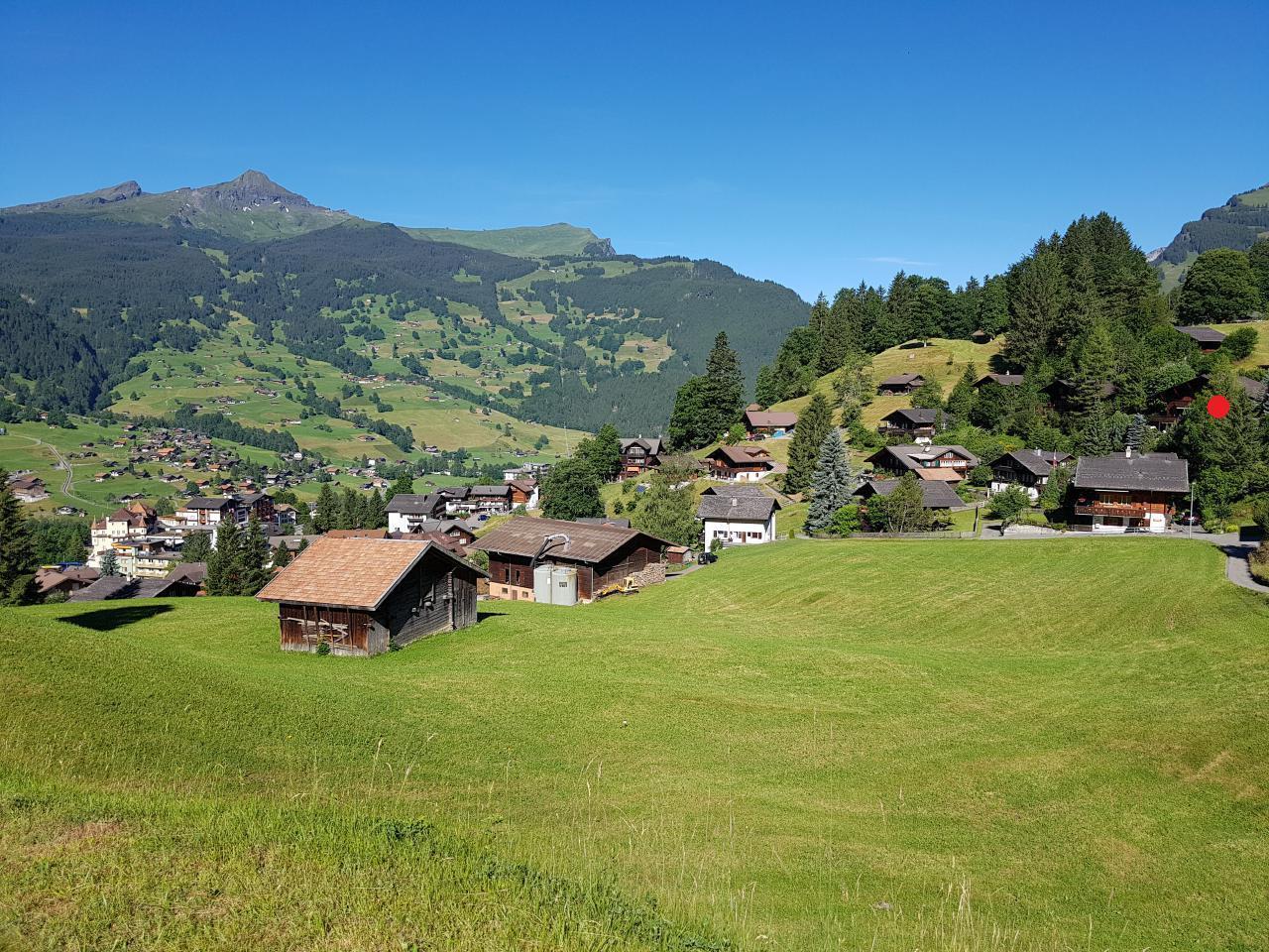 Ferienwohnung Chalet Moosrain 4.5 Zimmer-Wohnung, Eigerblick (788969), Grindelwald, Jungfrauregion, Berner Oberland, Schweiz, Bild 12