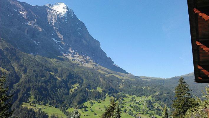 Ferienwohnung Chalet Moosrain 4.5 Zimmer-Wohnung, Eigerblick (788969), Grindelwald, Jungfrauregion, Berner Oberland, Schweiz, Bild 15