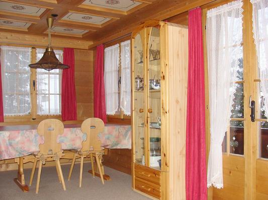 Ferienwohnung Chalet Moosrain 4.5 Zimmer-Wohnung, Eigerblick (788969), Grindelwald, Jungfrauregion, Berner Oberland, Schweiz, Bild 5