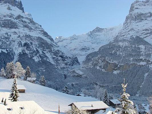 Ferienwohnung Chalet Moosrain 4.5 Zimmer-Wohnung, Eigerblick (788969), Grindelwald, Jungfrauregion, Berner Oberland, Schweiz, Bild 20