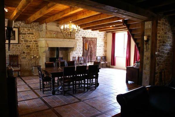 Ferienhaus Chateau Beaucharmoy. Ein Teil einem Schloss, qualitativ hochwertig möbliert und eingericht (789041), Champigny sous Varennes, Haute-Marne, Champagne-Ardennes, Frankreich, Bild 2