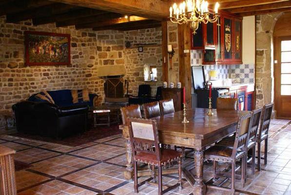 Ferienhaus Chateau Beaucharmoy. Ein Teil einem Schloss, qualitativ hochwertig möbliert und eingericht (789041), Champigny sous Varennes, Haute-Marne, Champagne-Ardennes, Frankreich, Bild 7