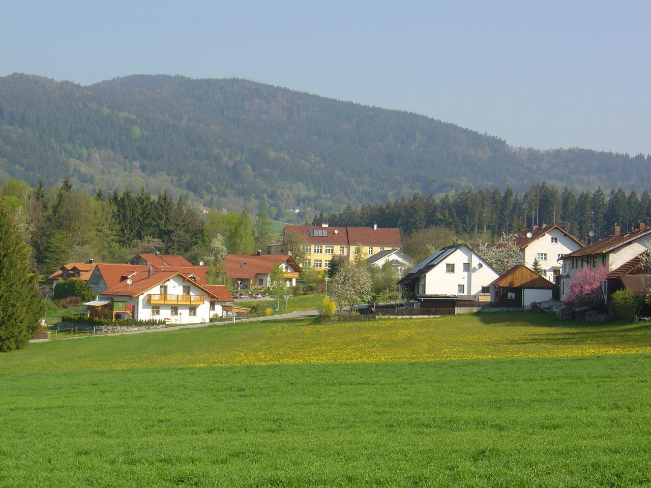 Ferienwohnung Altes Schulhaus in Leithen - Bernried (79131), Bernried, Bayerischer Wald, Bayern, Deutschland, Bild 13