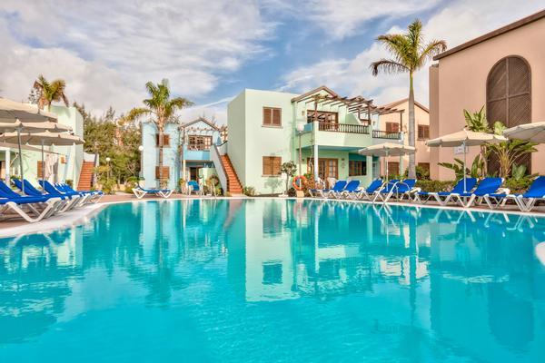 Holiday apartment Club Vista Serena Selbstversorger 3 Personen (79137), Maspalomas, Gran Canaria, Canary Islands, Spain, picture 5