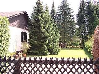 Ferienhaus im Vogelsberg, idyllische Waldsiedlung am See (79849), Mücke, Vogelsberg-Wetterau, Hessen, Deutschland, Bild 1