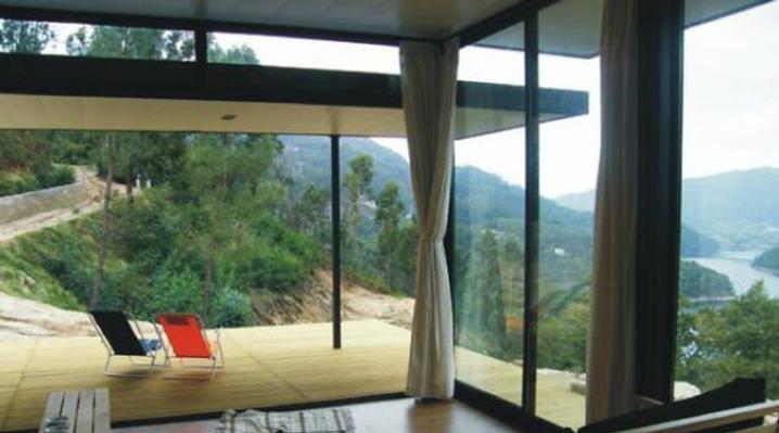 Ferienhaus Modernes Ferienhaus mit Pool, Natur-Blick im Gebirge. (792704), Vieira do Minho, Montanhas, Nord-Portugal, Portugal, Bild 2