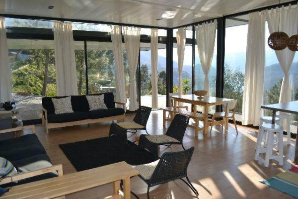 Ferienhaus Modernes Ferienhaus mit Pool, Natur-Blick im Gebirge. (792704), Vieira do Minho, Montanhas, Nord-Portugal, Portugal, Bild 3