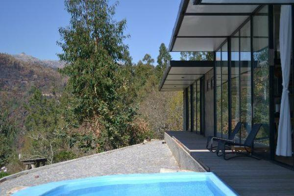 Ferienhaus Modernes Ferienhaus mit Pool, Natur-Blick im Gebirge. (792704), Vieira do Minho, Montanhas, Nord-Portugal, Portugal, Bild 10
