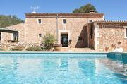 Salas Nou Ferienhaus in Spanien