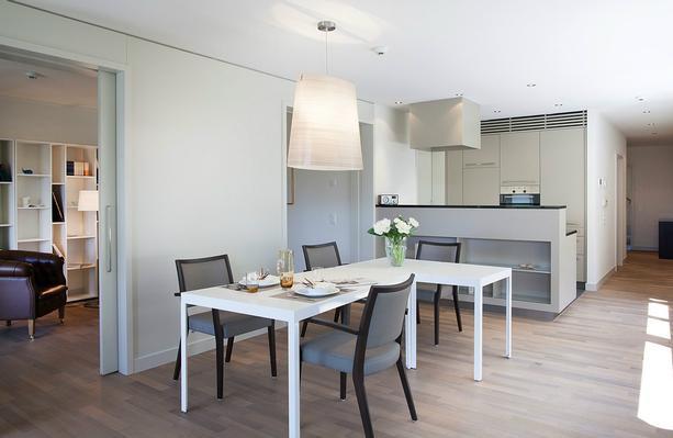 Ferienwohnung TERTIANUM - moderne 3 Zimmer Wohnung direkt am Zürichsee (806042), Meilen, Zürichsee, Zürich, Schweiz, Bild 2