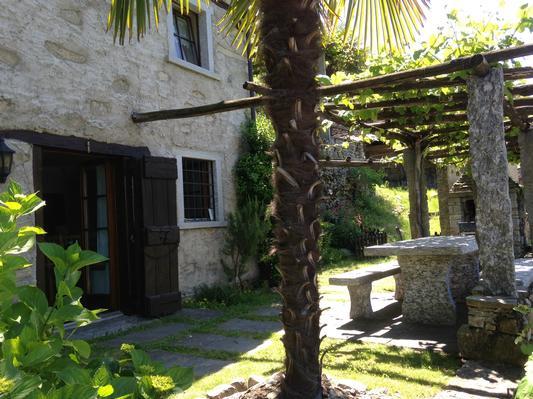 Ferienhaus Ursprüngliches, stilvolles Rustico (808580), Malvaglia, Bleniotal, Tessin, Schweiz, Bild 7