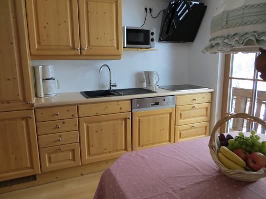 Ferienwohnung Gästehaus am Berg, Ferienwohnung Talblick, 2 Schlafzimmer (817277), Hirschegg, Kleinwalsertal, Vorarlberg, Österreich, Bild 11