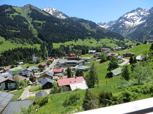 Ferienwohnung Gästehaus am Berg, Ferienwohnung Talblick, 2 Schlafzimmer (817277), Hirschegg, Kleinwalsertal, Vorarlberg, Österreich, Bild 17