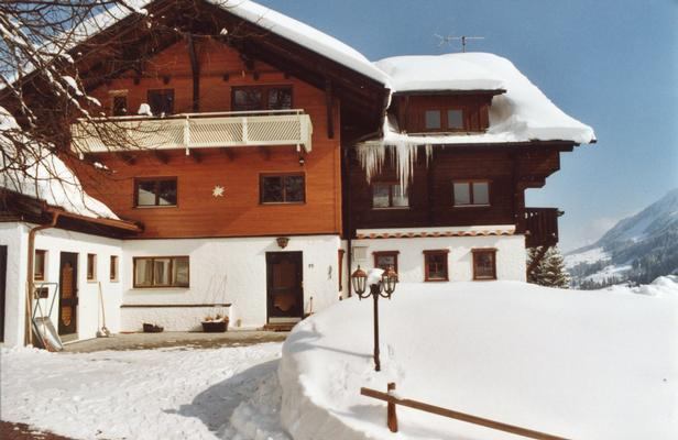 Ferienwohnung Gästehaus am Berg, Ferienwohnung Talblick, 2 Schlafzimmer (817277), Hirschegg, Kleinwalsertal, Vorarlberg, Österreich, Bild 18