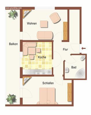 Ferienwohnung Gästehaus am Berg, Ferienwohnung Talblick, 2 Schlafzimmer (817277), Hirschegg, Kleinwalsertal, Vorarlberg, Österreich, Bild 19