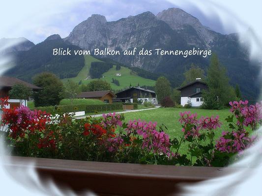 Appartement de vacances Apartment Bergblick - Haus Dreier Salzburger Land (822385), Abtenau, Tennengau, Salzbourg, Autriche, image 2