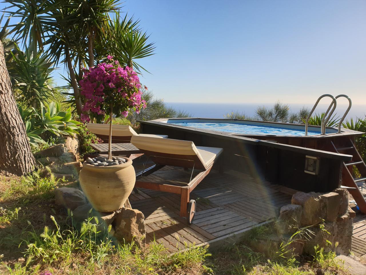Maison de vacances Casetta Eoliana Lipari Inseln, pool, sauna. (827872), Lipari, Lipari, Sicile, Italie, image 28