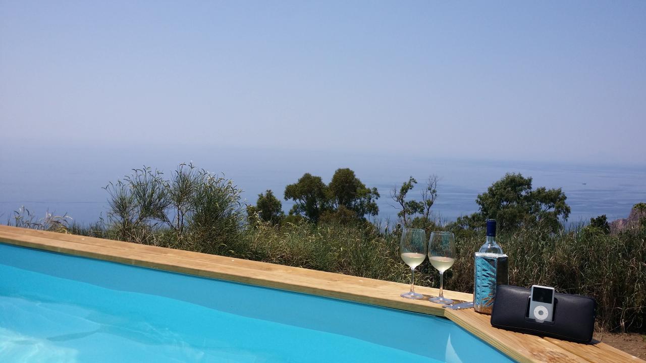 Maison de vacances Casetta Eoliana Lipari Inseln, pool, sauna. (827872), Lipari, Lipari, Sicile, Italie, image 9