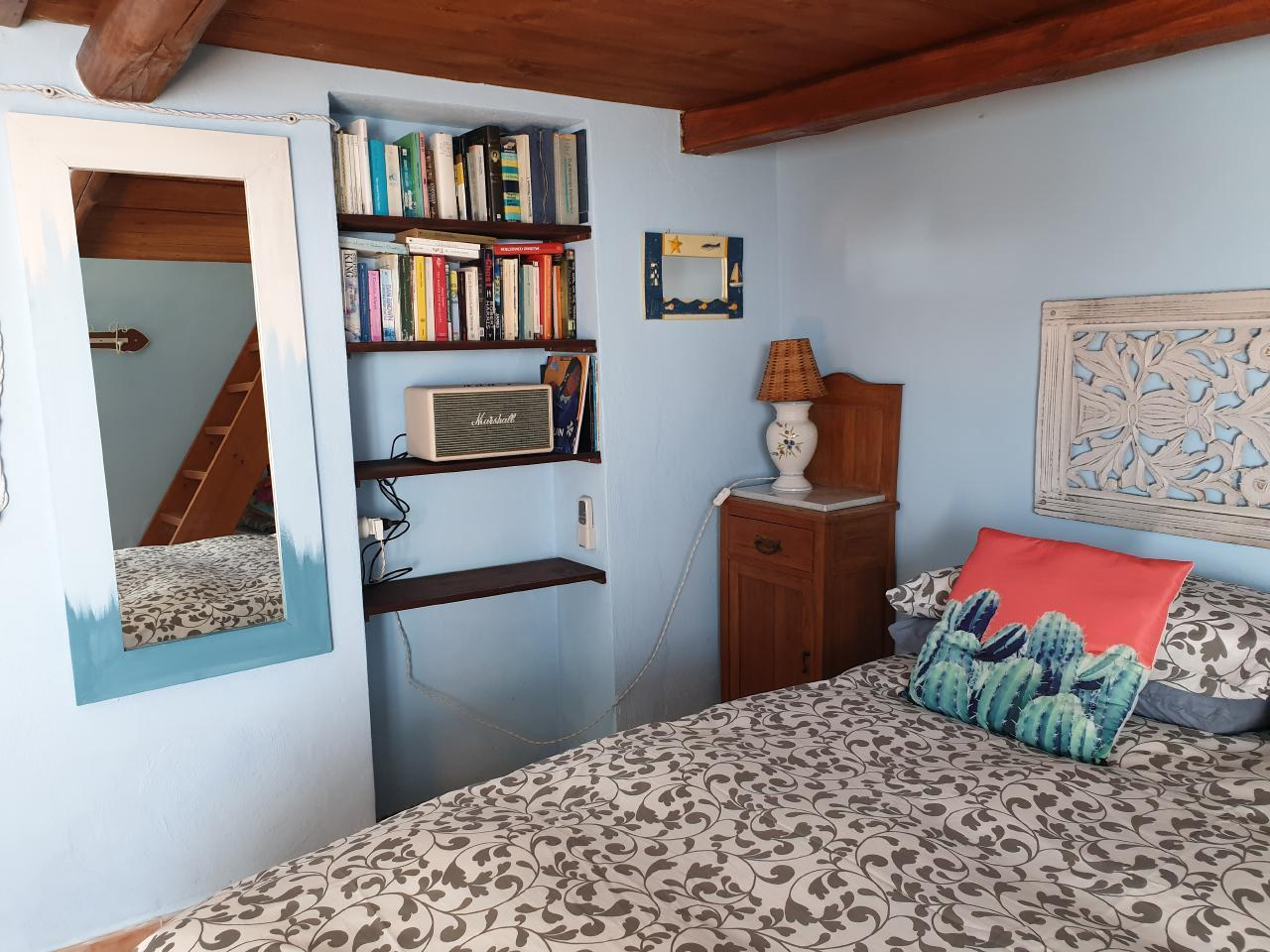 Maison de vacances Casetta Eoliana Lipari Inseln, pool, sauna. (827872), Lipari, Lipari, Sicile, Italie, image 24