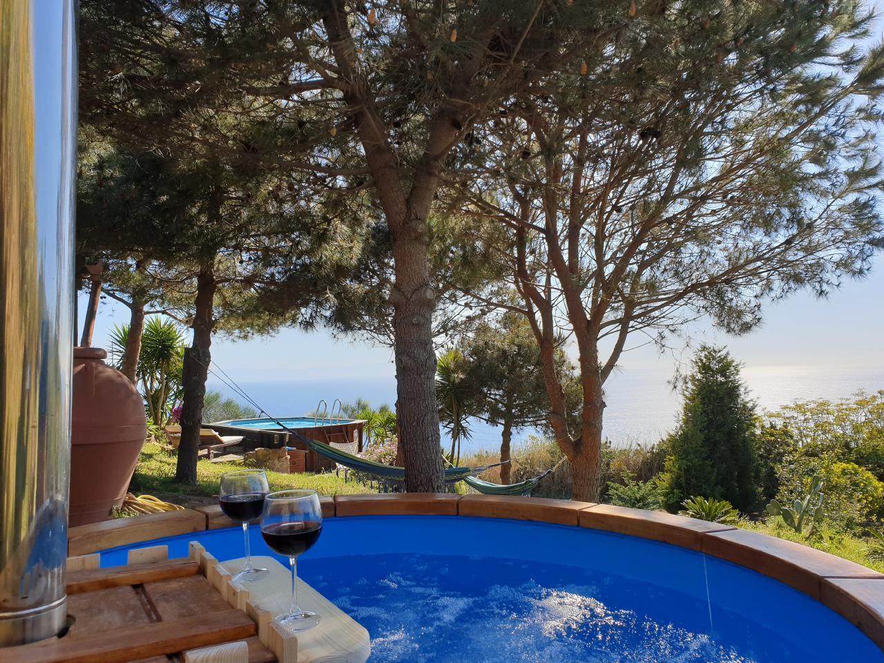 Maison de vacances Casetta Eoliana Lipari Inseln, pool, sauna. (827872), Lipari, Lipari, Sicile, Italie, image 33