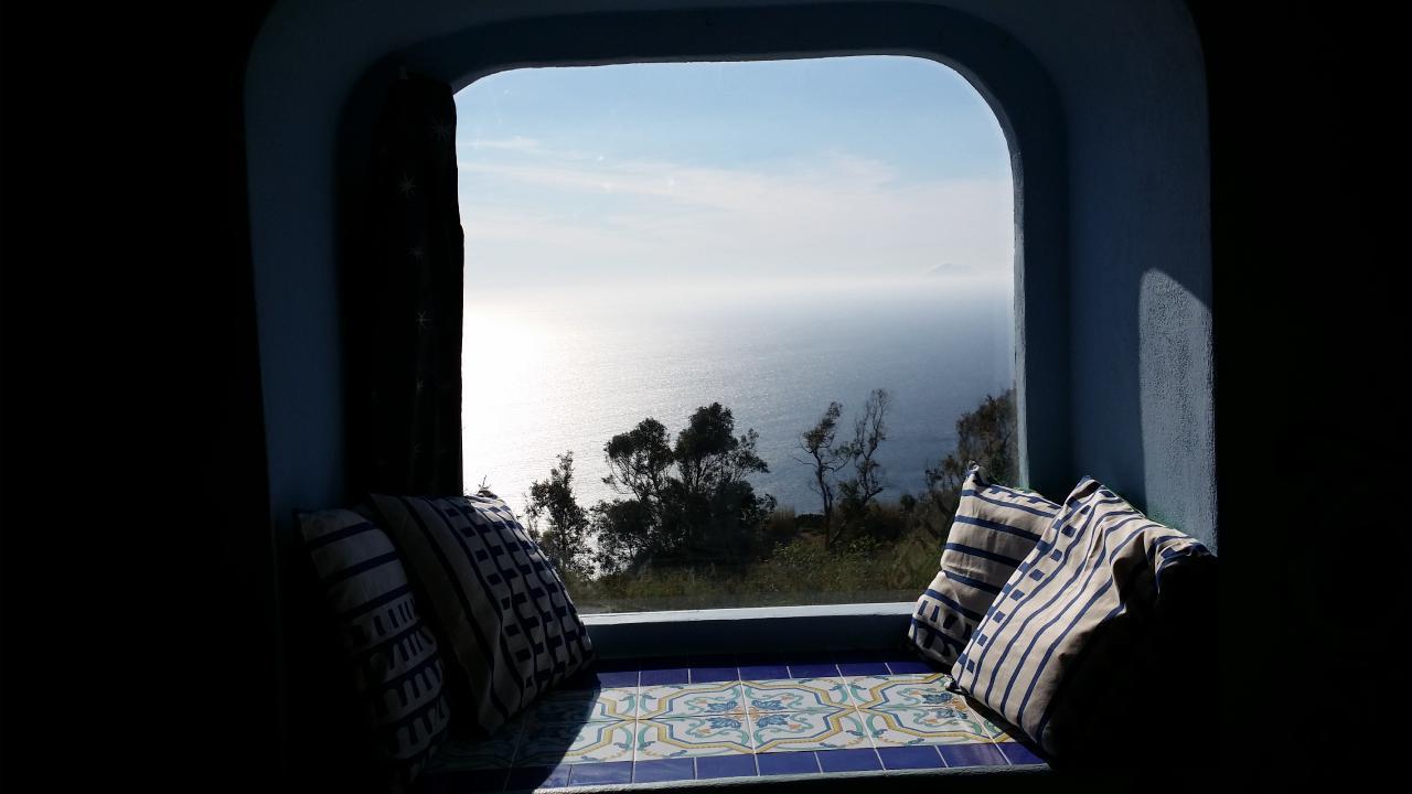 Maison de vacances Casetta Eoliana Lipari Inseln, pool, sauna. (827872), Lipari, Lipari, Sicile, Italie, image 13