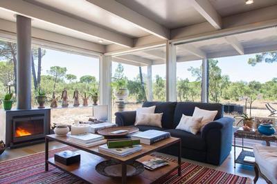 Ferienhaus Desigervilla in Comporta (neue Côte d'Azur), Glasfensterfront, sehr luxuriös (834503), Comporta, Costa Azul (PT), Alentejo, Portugal, Bild 15