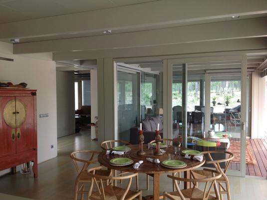 Ferienhaus Desigervilla in Comporta (neue Côte d'Azur), Glasfensterfront, sehr luxuriös (834503), Comporta, Costa Azul (PT), Alentejo, Portugal, Bild 2