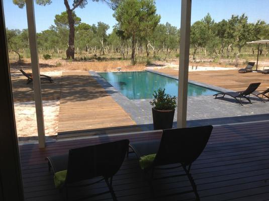 Ferienhaus Desigervilla in Comporta (neue Côte d'Azur), Glasfensterfront, sehr luxuriös (834503), Comporta, Costa Azul (PT), Alentejo, Portugal, Bild 5