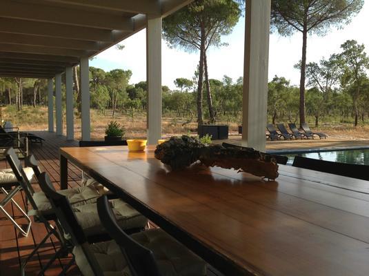 Ferienhaus Desigervilla in Comporta (neue Côte d'Azur), Glasfensterfront, sehr luxuriös (834503), Comporta, Costa Azul (PT), Alentejo, Portugal, Bild 6