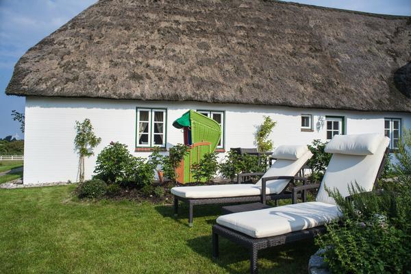 Ferienwohnung Exklusives Apartment in Reetdach-Bauernhaus, Gartensauna, Terrasse, Mosaikboden (839222), Pellworm, Pellworm, Schleswig-Holstein, Deutschland, Bild 11