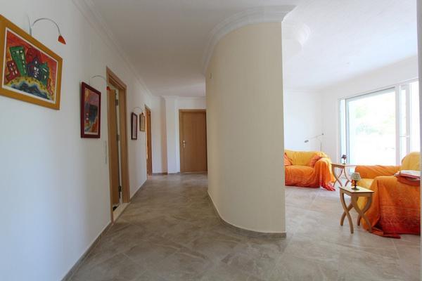 Ferienhaus Luxuriöse Traumvilla mit Berg-/Seepanorama, BBQ, Whirlpool, Luxusdusche (845778), Dalaman, , Ägäisregion, Türkei, Bild 17