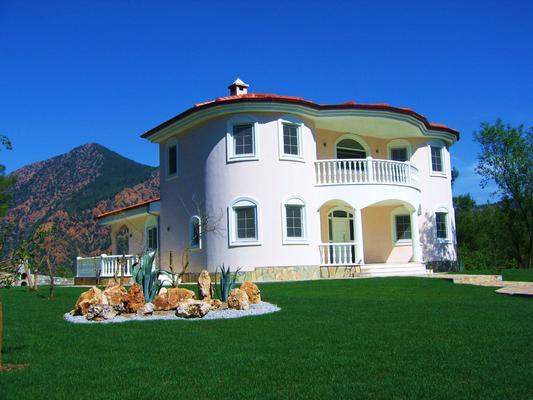 Ferienhaus Luxuriöse Traumvilla mit Berg-/Seepanorama, BBQ, Whirlpool, Luxusdusche (845778), Dalaman, , Ägäisregion, Türkei, Bild 3