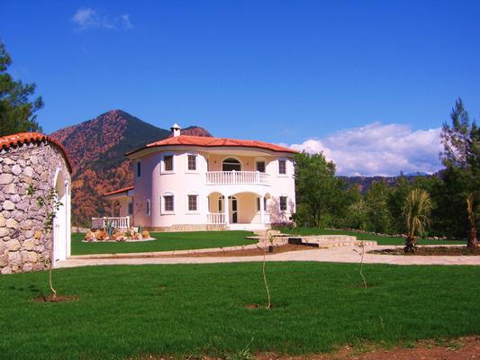 Ferienhaus Luxuriöse Traumvilla mit Berg-/Seepanorama, BBQ, Whirlpool, Luxusdusche (845778), Dalaman, , Ägäisregion, Türkei, Bild 6
