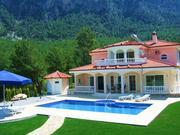 Luxuriöse Traumvilla mit Berg-/Seepanorama, B Villa in Türkei