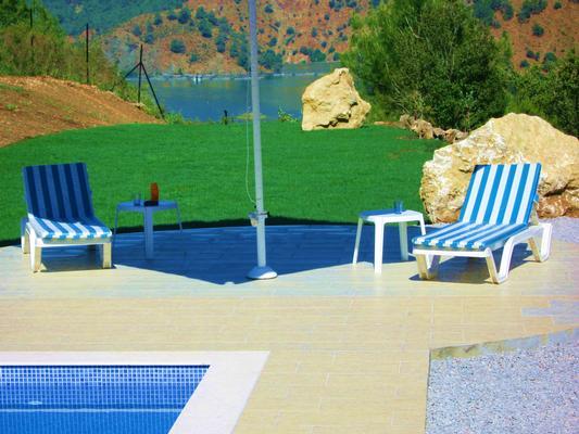 Ferienhaus Luxuriöse Traumvilla mit Berg-/Seepanorama, BBQ, Whirlpool, Luxusdusche (845778), Dalaman, , Ägäisregion, Türkei, Bild 4